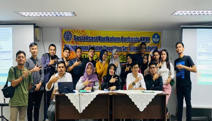 Sosialisasi Kurikulum Berbasis KKNI di Lingkungan STISIP Persada Bunda