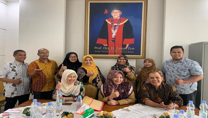 Rapat Persiapan Workshop Penulisan Buku